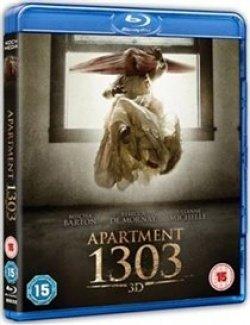 Apartment 1303 [Blu-ray 3D] [UK Import]