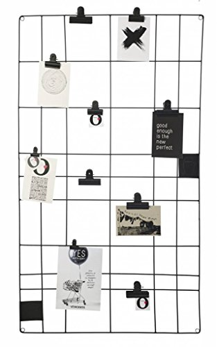 Memo Board Wire, schwarz