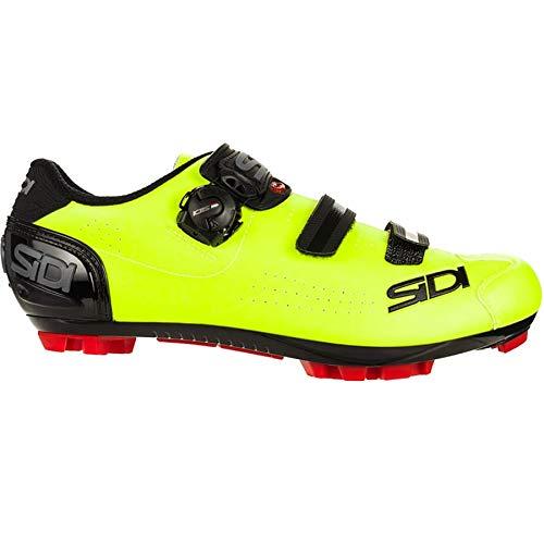 Sidi MTB Trace 2 Schuhe Herren Yellow Fluo/Black Schuhgröße EU 43 2020 Rad-Schuhe Radsport-Schuhe
