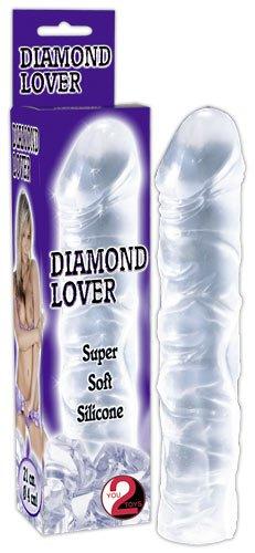 Jelly-Dildo - Diamond Lover