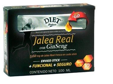 Jalea Real Con Ginseng Diet Rádisson 100Ml.