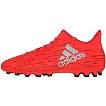 Adidas X 16.3 AG J, Botas de fútbol para Niños
