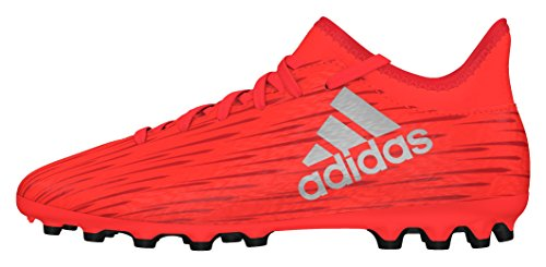 adidas Jungen X 16.3 Ag J Fußballschuhe Rojo (Rojsol / Plamet / Roalre)