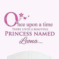 Named a Beautiful Princess-Leona, Giacca da donna, misura grande, motivo: