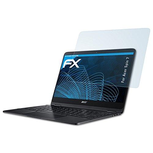atFolix Schutzfolie kompatibel mit Acer Spin 7 Folie, ultraklare FX Bildschirmschutzfolie (2X)
