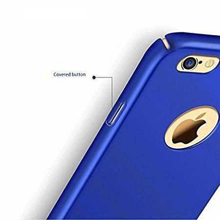 best sneakers 59f43 06a44 Rapid Zone 4 CUT Luxury Protective Curves Rubberised Hard Matte Case Back  Cover For XIAOMI REDMI 3S PRIME - Blue