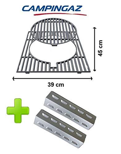 Grillrost aus Gusseisen mit Ring abnehmbar-Campingaz Culinary Modular System + 2Lautsprecher für Brenner Australien