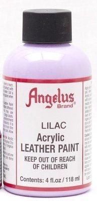 Angelus Acryl Leder Farbe 118ml / 4oz (Flieder / Lilac)