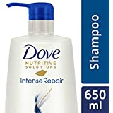 Dove Intense Repair Shampoo, 650ml