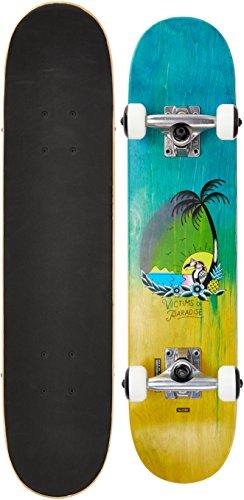 Globe Kinder Skateboard/streetboard Victims of Paradise Micro, Blue Fade Dye, 6.5MC, 10525309