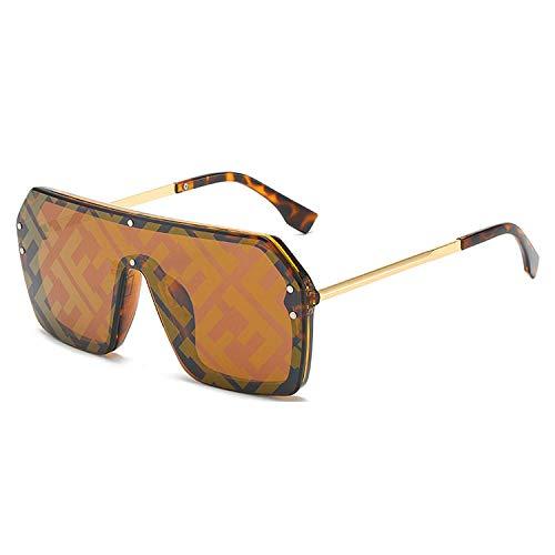YSA Klassische Sonnenbrillen Sport-Sonnenbrillen Übergroße quadratische Sonnenbrillen Damen Große Sonnenbrille Designer Sonnenbrille Herren UV400