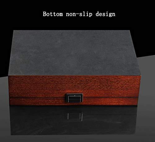 Schmuck Aufbewahrungsbox Holz Uhrenbox Chinesische Retro Kann Halskette Armband Lippenstift Ring Gespeichert Werden
