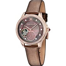 Thomas Earnshaw Australis Ladies Swarovski Crystal Watch - ES-8029-04