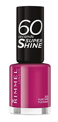 Rimmel London-60Seconds Super Shine Nail Polish 8ml