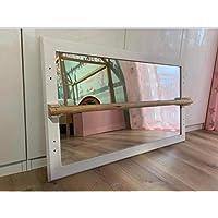 Espejo Montessori Blanco 100x60cm
