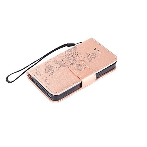 Coque iPhone 4iPhone 4S 8,9cm liquide Coque [avec film de protection d'écran en verre trempé + 1stylet] CE Collection de Noël [] Coque liquide Creative 3d Fluide Quicksand Moving étoiles Bling Pail E Ants Dating 6