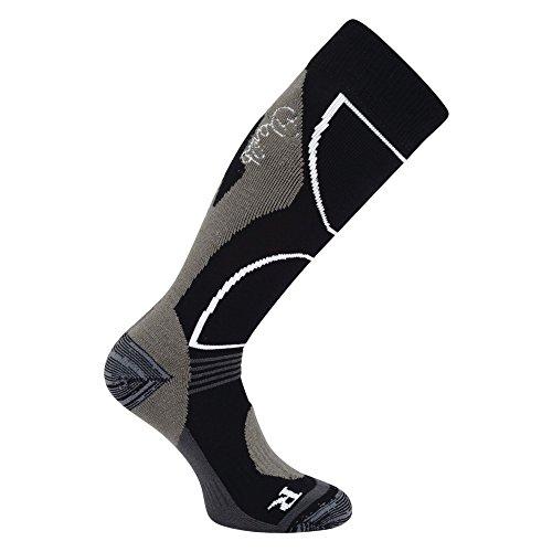 Dare 2b - cocoon - calzini tecnici da sci - donna (39-42 it) (nero)