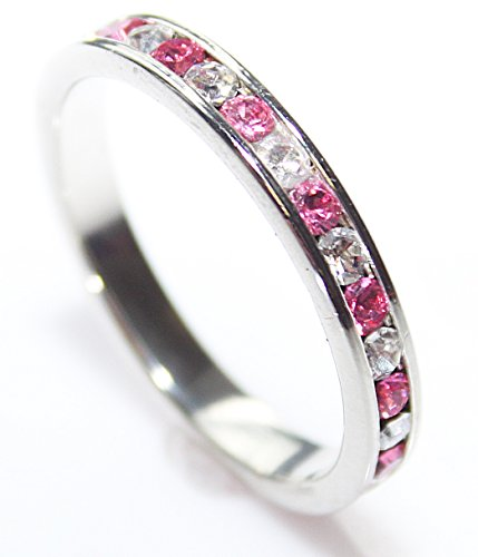 ladies-rose-clear-finest-grade-aaa-cubic-zirconia-classy-full-eternity-band-attractive-channel-set-b