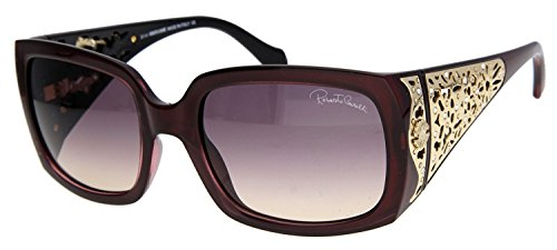 roberto-cavalli-womens-rc804s-shiny-bordeaux-gold-frame-gradient-smoke-lens-plastic-sunglasses