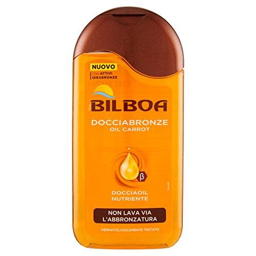 Bilboa Docciabronze Oil Carrot - 250 Ml