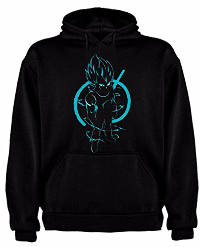 Sudadera de NIÑOS Dragon Ball Son Goku Anime Vegeta Piccolo Akira Tor