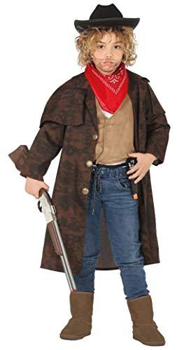 West Wild Sheriff Kostüm Cowgirl - Fancy Me Wild West Sheriff Cowboy Cowgirl Kostüm für Jungen und Mädchen