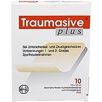 TRAUMASIVE plus 10x10 cm Hyd 10 St Verband preisvergleich bei billige-tabletten.eu
