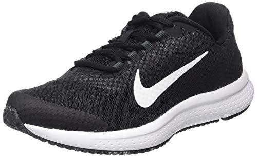 Nike Herren Runallday Cross-Trainer, Mehrfarbig (Black/White/Anthracite 019), 45 EU