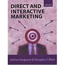 [(Direct and Interactive Marketing)] [Author: Adrian Sargeant] published on (August, 2002)