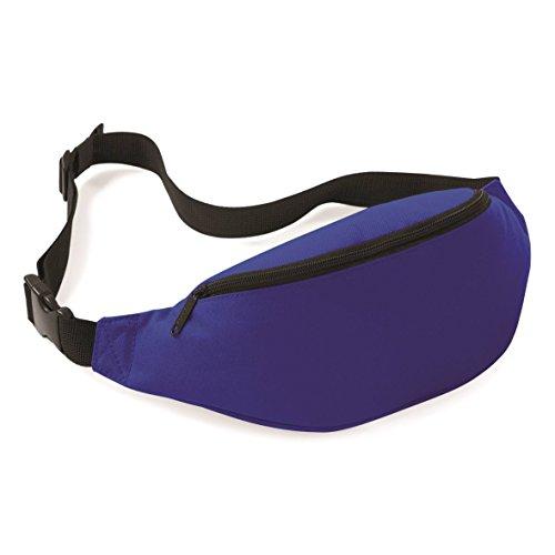 BagBase Belt bag Bright Royal (Main Hoop)