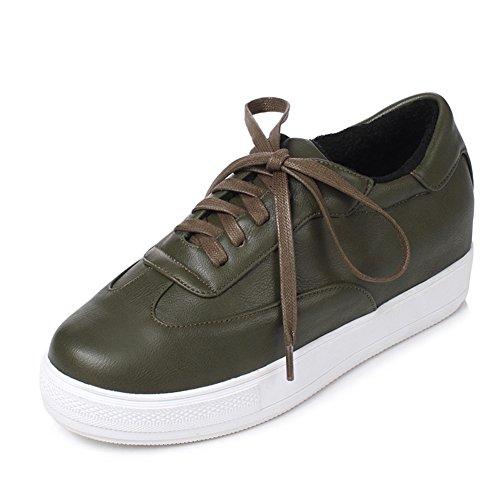 Printemps chaussures profonde bouche/accroître la hauteur chaussures/Chaussures de sport étudiant B
