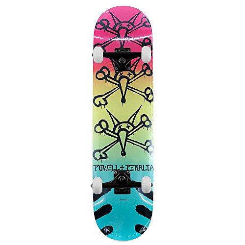 Powell Peralta Skateboards Short Vato Ratten Colby verblasst komplett Skateboard 21cm (Skateboard Verblasst)