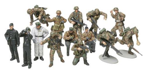 Tamiya 300032514 set granatieri tedeschi, 1:48