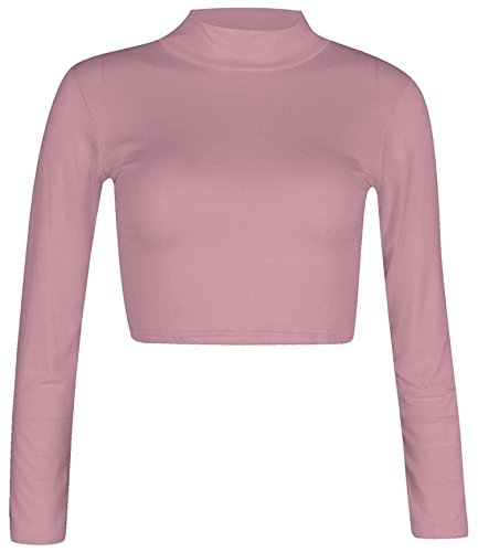 Elum® Polo - Femme rose bébé