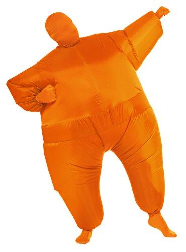 Rubies Orange Inflatable Mens Costume STD Standard