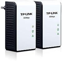 تي بي لينك TL-PA511KIT AV500 مجموعة محولات جيجابت باورلاين من تي بي لينك