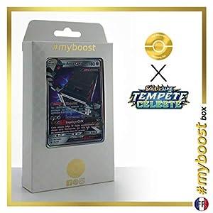 Ama-Ama-GX (Stakataka-GX) 102/168 - #myboost X Soleil & Lune 7 Tempête Céleste - Box de 10 Cartas Pokémon Francés