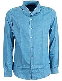 super popular 2c39d 281dd Fay - Camicie / T-shirt, polo e camicie: Abbigliamento - Amazon.it