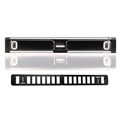 Sonos Playbar Wandhalterung Kit mit Montagezubehör für Sonos Soundbar, entworfen im Vereinigten Königreich von Soundbass® -
