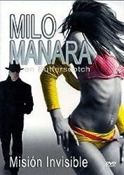 Milo Manara - Butterscotch: Mision invisible [Spanien Import]