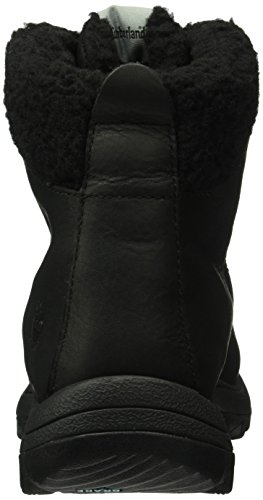 Timberland Women   s Canard Canard Canard Resort Mid 2 0 WP Warm-Lined Short-Shaft Boots and Bootees Black Size  6