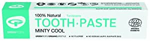 The Green People Company 50 ml Organic Minty Cool Toothpaste (Pack of 1)