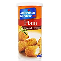 ‏‪American Garden Plain Bread Crumbs - 283 gm‬‏