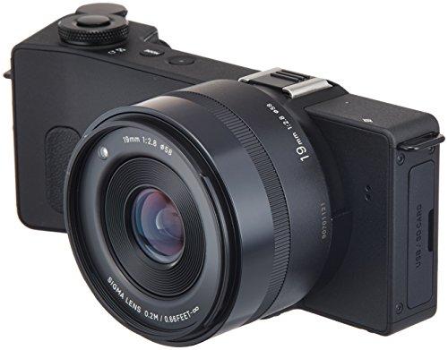 Sigma dp1 Quattro Digitalkamera (39 Megapixel, 7,6 cm (3 Zoll) Display, SD-Slot, USB 2.0) schwarz - 5