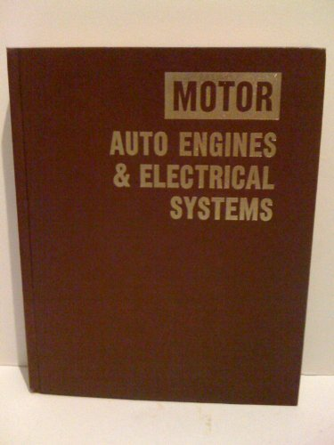 Motor Auto Engines and Electrical Systems