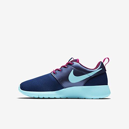 Nike Roshe One (Gs) Scarpe da Ginnastica, Unisex - Bambino Navy
