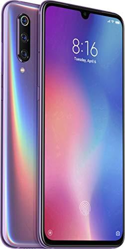 Xiaomi Mi 9 6/128GB LTE Dual-SIM Android 9.0 Smartphone Lavendar Violet EU