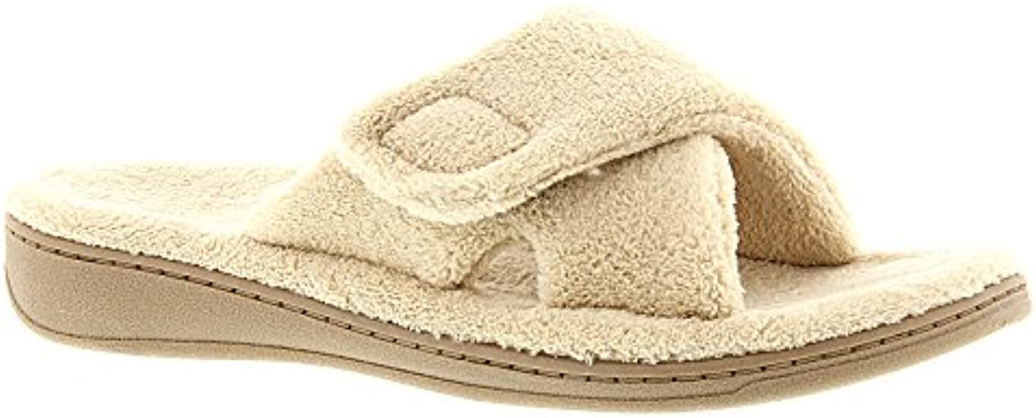 Orthaheel donna Relax Slippers in Tan Tan Tan Dimensione 5 | Ricca consegna puntuale