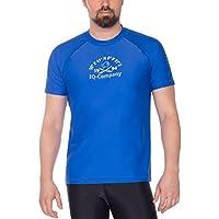 iQ-Company Herren T-Shirt UV-Schutz 300 Loose Fit Watersport 94