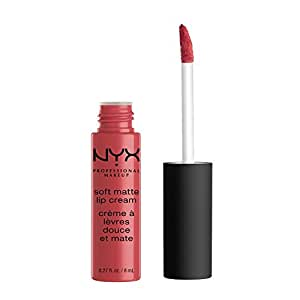 Nyx Professional Makeup Soft Matte Lip Cream, Ibiza, 8ml